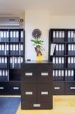 inre kontor Arkivbild