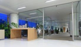 inre kontor Royaltyfria Foton