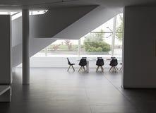 Inre kontor för tabeller Royaltyfri Foto