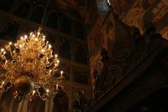 inre kremlin Arkivbild