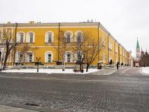 inre kremlin moscow Royaltyfria Bilder
