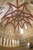 Inre kyrka för St Marys Royaltyfri Foto