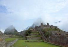 Inre Machu Picchu Royaltyfri Bild