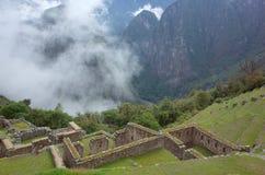 Inre Machu Picchu Royaltyfria Foton
