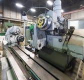 Inre malande maskin Shoppa för att bearbeta med maskin för metall Arkivbild