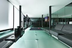 Inre modern design Royaltyfri Fotografi