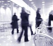 inre modernt för cafe Royaltyfri Fotografi