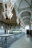 inre museum tunis för bardo royaltyfri bild