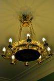Inre och inre av Hus-museet av Pyotr Abram Royaltyfri Bild