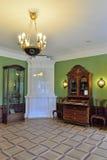 Inre och inre av Hus-museet av Pyotr Abram Royaltyfria Bilder