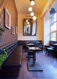 inre pub Fotografering för Bildbyråer