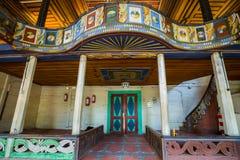 Inre sikt av Artin, Macahel, Camili Camii (moskén) Arkivbilder