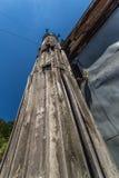 Inre sikt av Artin, Macahel, Camili Camii (moskén) Arkivfoto