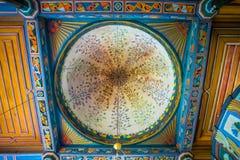 Inre sikt av Artin, Macahel, Camili Camii (moskén) Fotografering för Bildbyråer