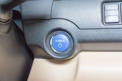Inre sikt av bilen Royaltyfri Foto
