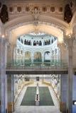 Inre slott av anslutningar Royaltyfri Fotografi