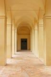 inre slott seville för alcazar Royaltyfri Bild