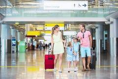 inre soligt för flygplatsdag royaltyfri fotografi