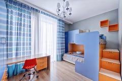 Inre sovrum för barn` s arkivfoton