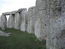 Inre Stonehenge cirkel Royaltyfria Bilder