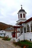 Inre Suzana kloster Arkivfoto