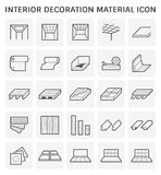 Inre symbolsdesign royaltyfri illustrationer