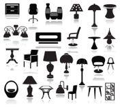 Inre symbolsuppsättning Arkivfoton
