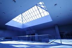 inre takfönsterfönster royaltyfria bilder