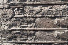 Inre textur för bakgrund för abstrakt begrepp för stil för tappning för tegelstenvägg ton blekt Arkivbild