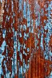 inre trä för dörr Arkivbild