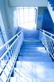 inre trappa Fotografering för Bildbyråer
