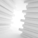 inre white för design vektor illustrationer