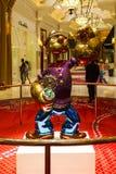 Inre Wynn Hotel i Las Vegas Royaltyfria Bilder