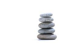inriktade stenar Arkivbild