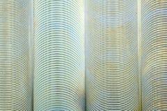 Inristade geometriska drömmar cirklar halv-cirklarna Arkivfoto