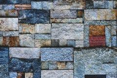 Inristat stena bakgrund för modellen för textur för tegelstenväggen royaltyfri foto