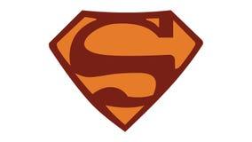 Insígnias 2005 do superman S de All Star ilustração do vetor