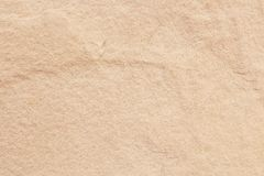 Insabbi la struttura della parete di pietra nel modello naturale con l'alta risoluzione Fotografia Stock Libera da Diritti