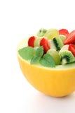 Insalata al gusto di frutta immagini stock