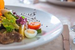 Insalata appetitosa Fotografie Stock Libere da Diritti