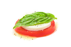 Insalata caprese Royalty Free Stock Image