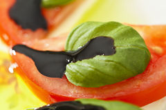 Insalata Caprese Stock Photos