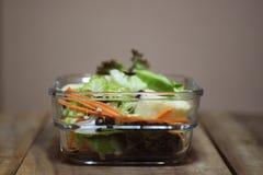 insalata casalinga fotografie stock