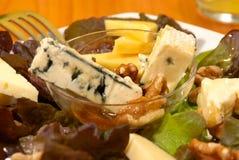 Insalata del formaggio Fotografia Stock Libera da Diritti