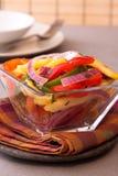 Insalata del mango Fotografia Stock