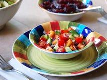 Insalata del Veggie Fotografie Stock