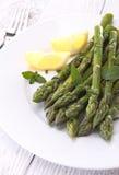 Insalata dell'asparago Fotografia Stock Libera da Diritti