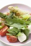 Insalata dell'asparago immagine stock libera da diritti