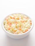 Insalata dell'insalata di cavoli Fotografia Stock Libera da Diritti