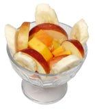 Insalata di frutta Fotografia Stock Libera da Diritti